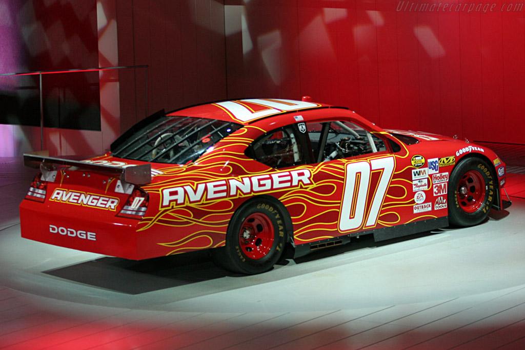 Dodge Avenger NASCAR    - 2007 North American International Auto Show (NAIAS)