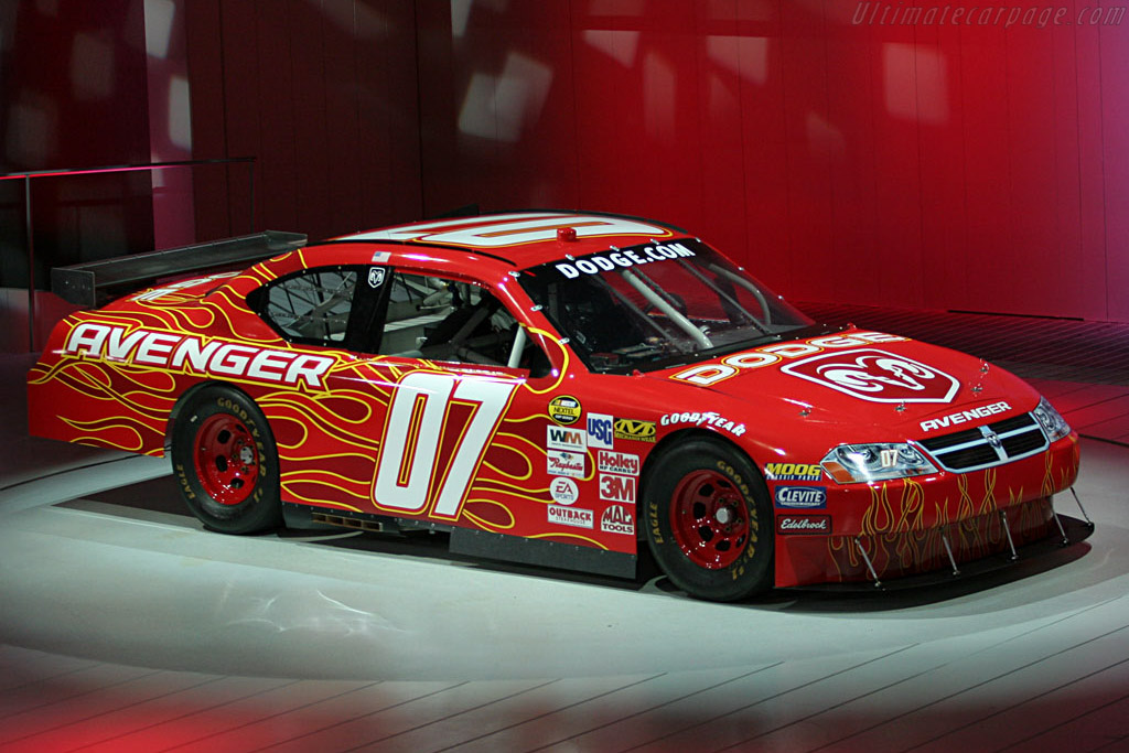 Dodge Avenger NASCAR    - 2007 North American International Auto Show (NAIAS)