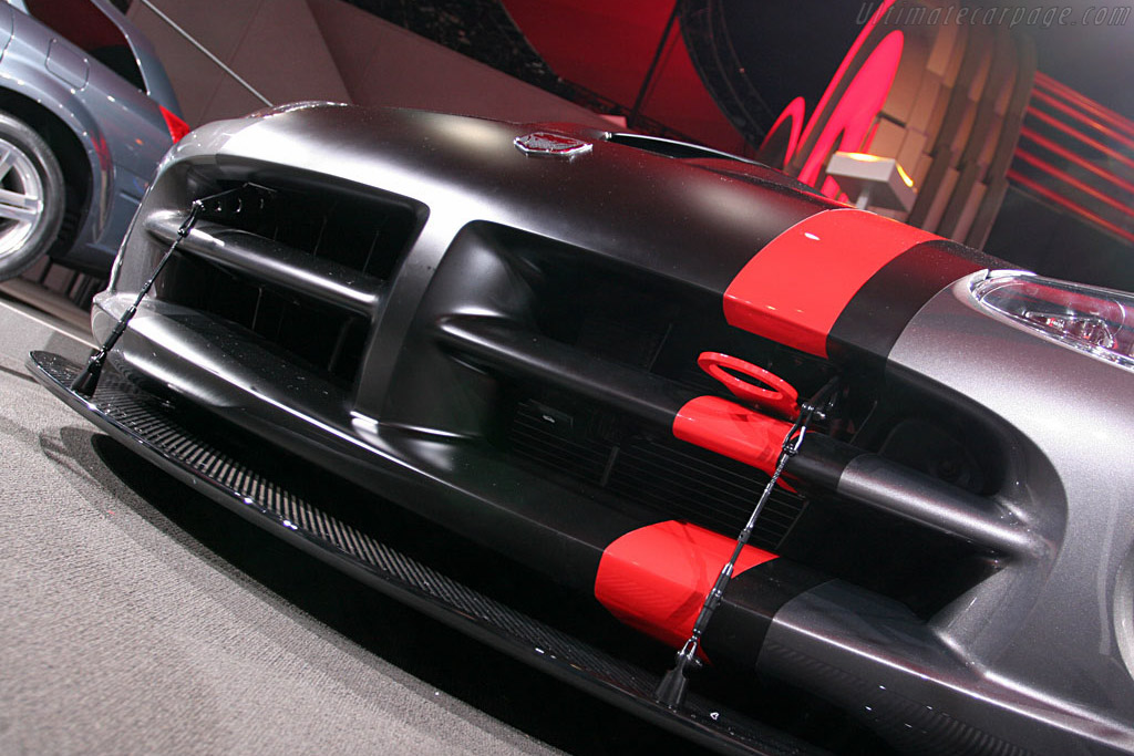Dodge Viper SRT-10 Competition Coupe    - 2007 North American International Auto Show (NAIAS)