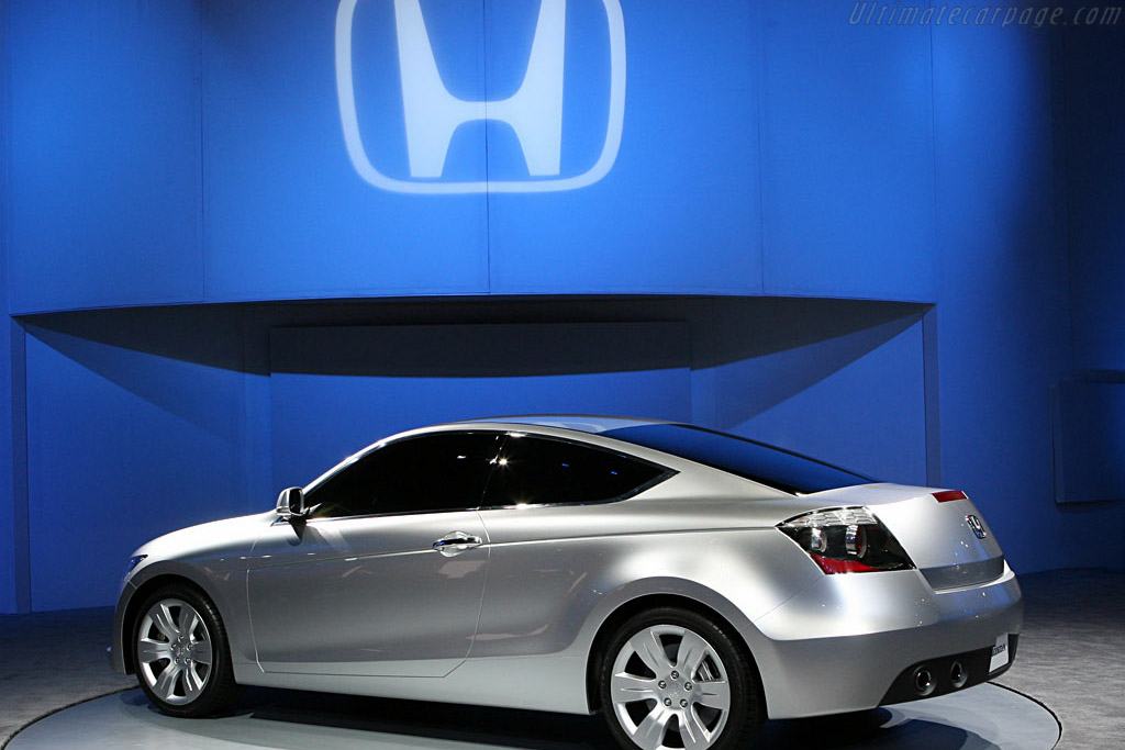 Honda Accord Coupe Concept    - 2007 North American International Auto Show (NAIAS)