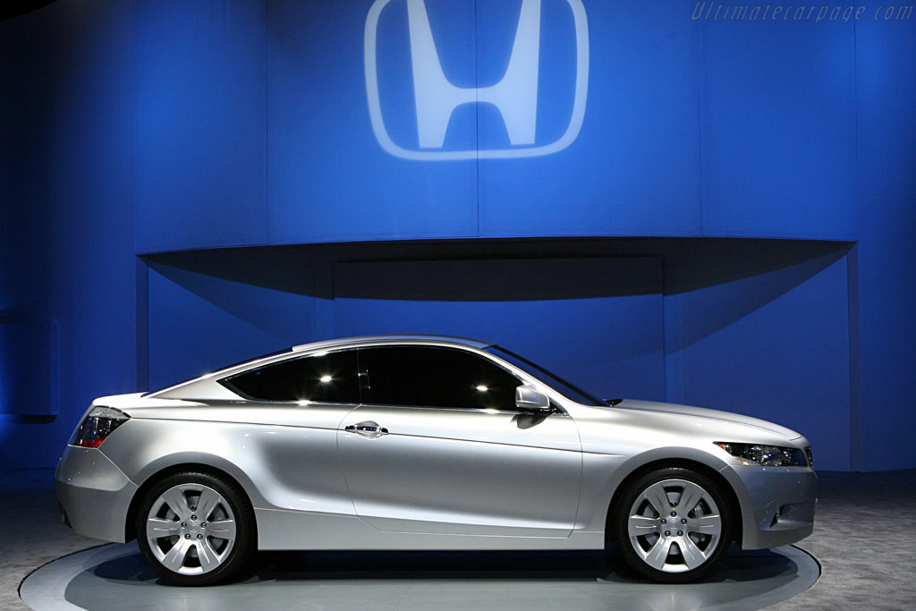 Honda Accord 1998 >> Honda Accord Coupe Concept - 2007 North American International Auto Show (NAIAS)