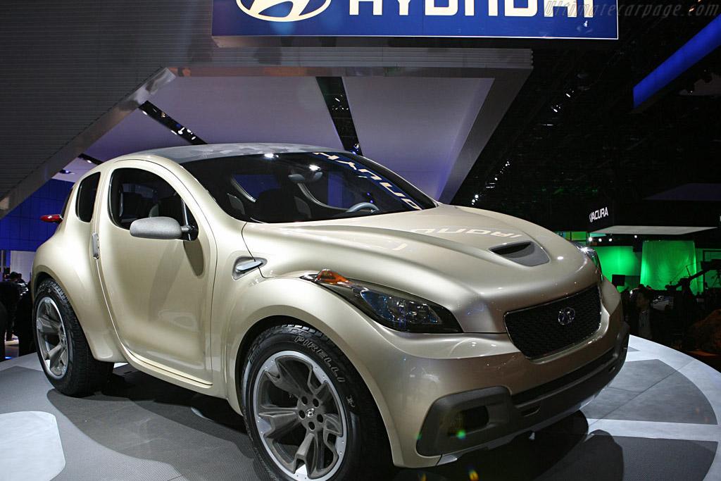 Hyundai HCD10 Hellion    - 2007 North American International Auto Show (NAIAS)