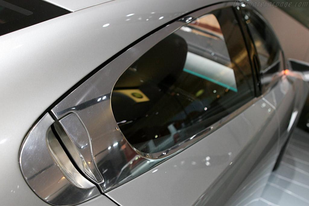 Jaguar C-XF    - 2007 North American International Auto Show (NAIAS)