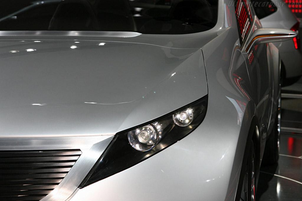 Kia KUE Concept    - 2007 North American International Auto Show (NAIAS)