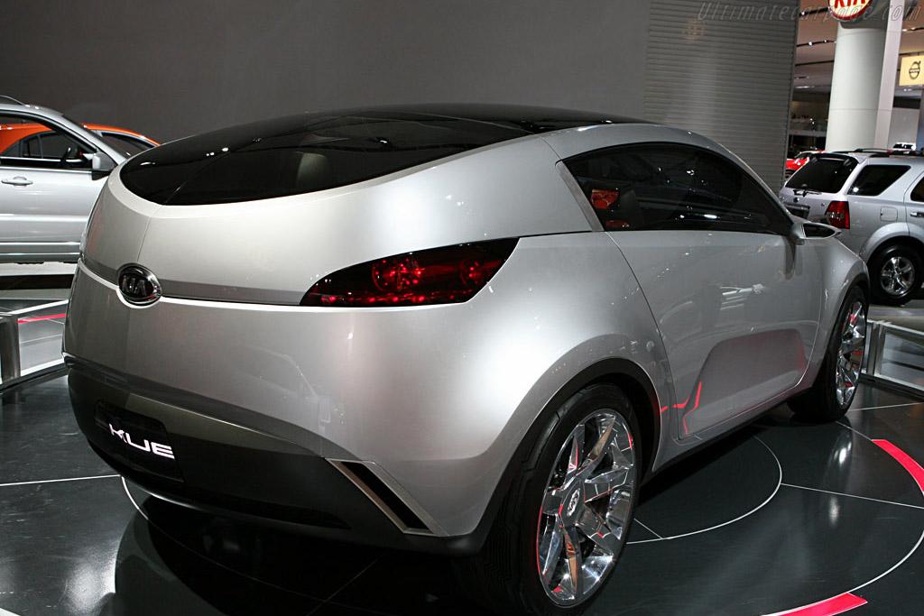 kia kue concept 2007 north american international auto show naias. Black Bedroom Furniture Sets. Home Design Ideas