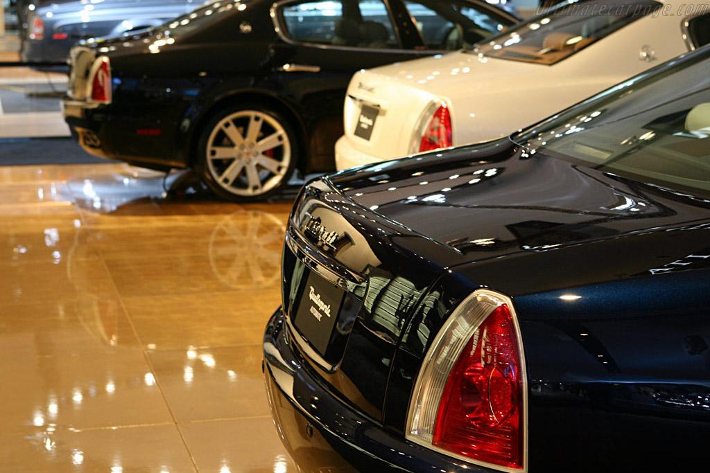 Maserati Quattroporte    - 2007 North American International Auto Show (NAIAS)