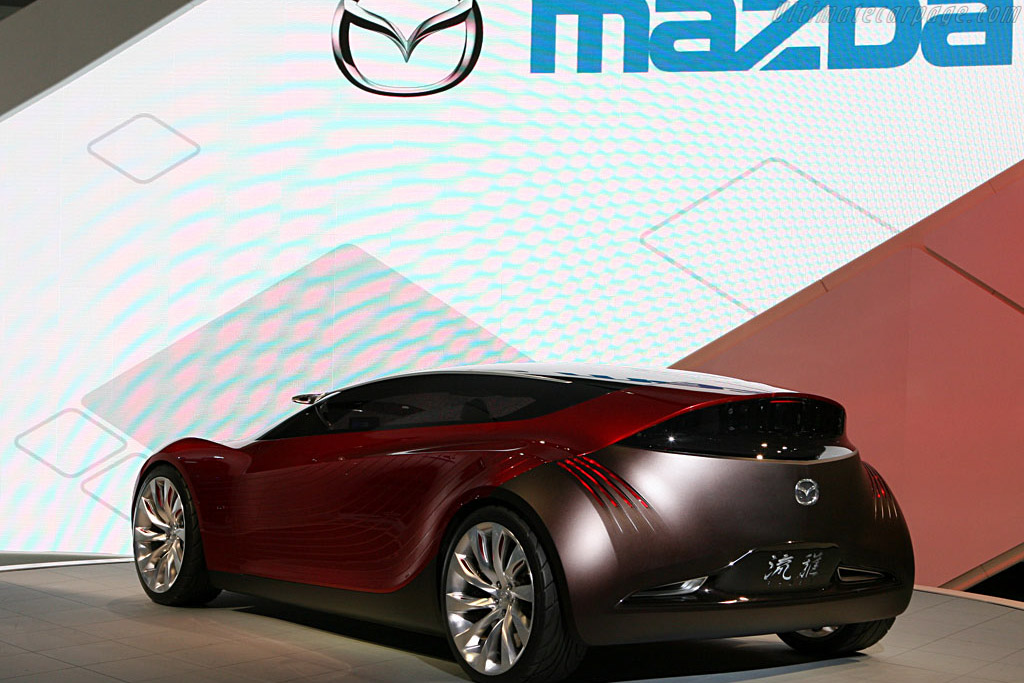 Mazda Ryuga Concept    - 2007 North American International Auto Show (NAIAS)