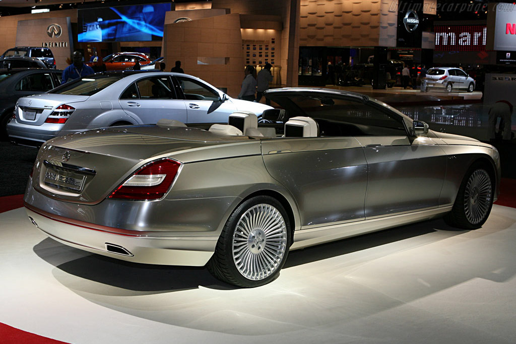 Mercedes-Benz Concept Ocean Drive    - 2007 North American International Auto Show (NAIAS)