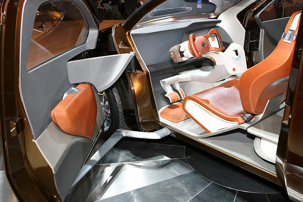 Nissan Bevel Concept    - 2007 North American International Auto Show (NAIAS)