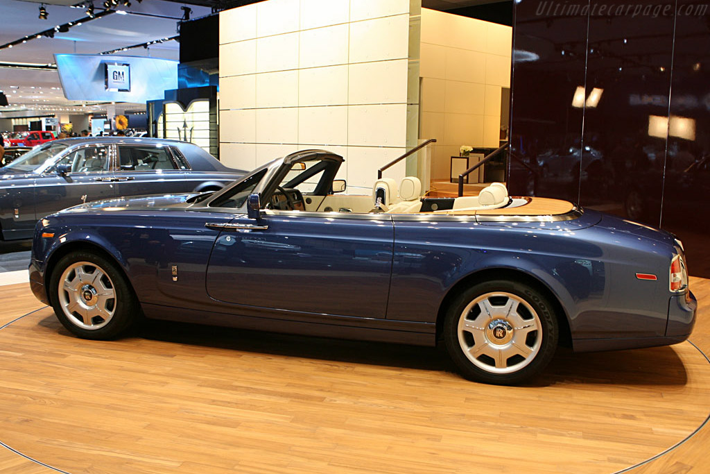 Rolls-Royce Phantom Drophead Coupe    - 2007 North American International Auto Show (NAIAS)