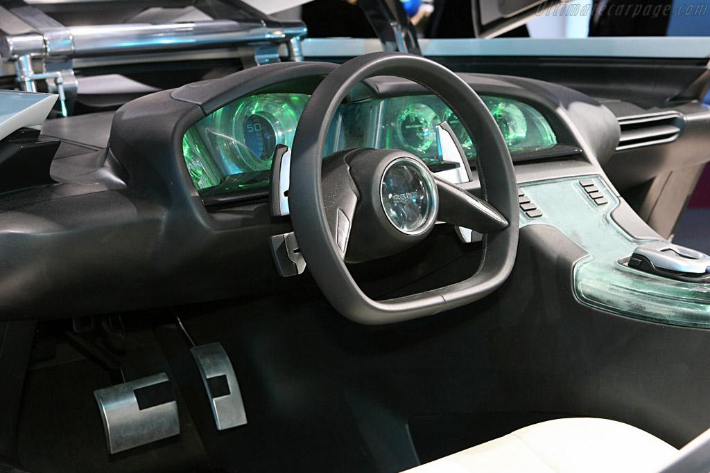 Saab Aero X Concept    - 2007 North American International Auto Show (NAIAS)