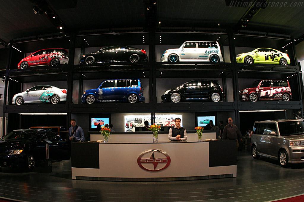 Scion    - 2007 North American International Auto Show (NAIAS)