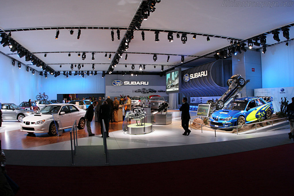 Subaru    - 2007 North American International Auto Show (NAIAS)