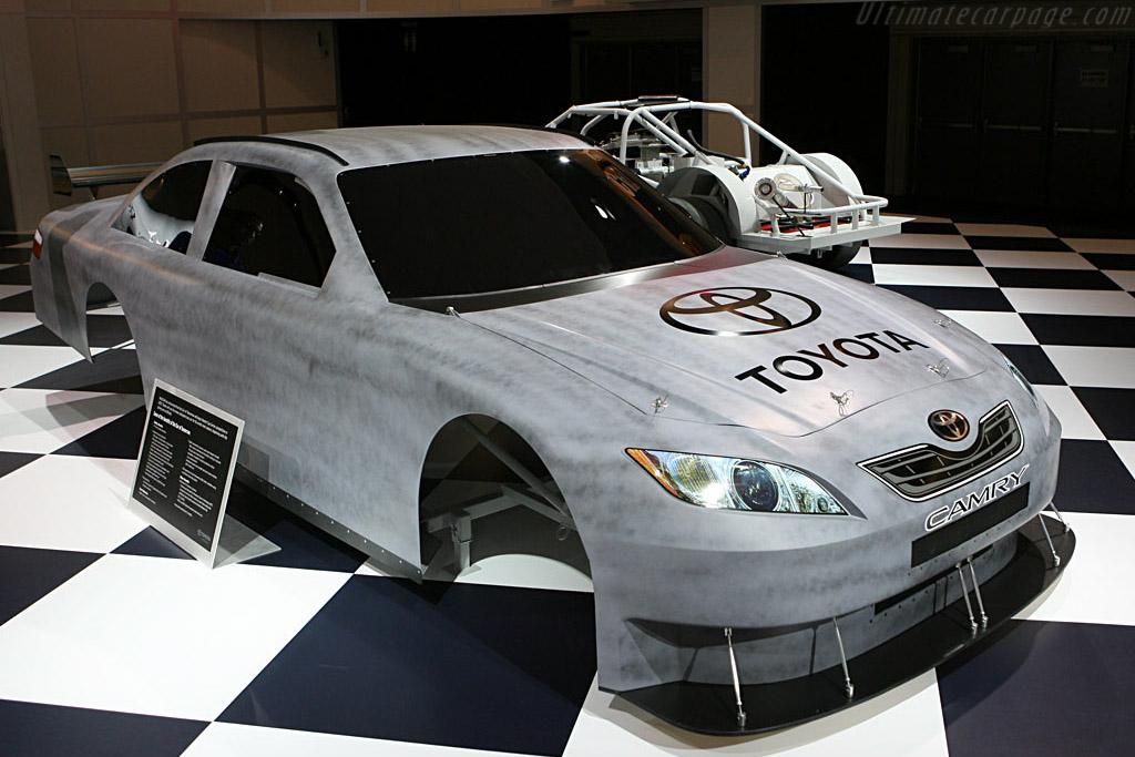 Toyota Camry NASCAR    - 2007 North American International Auto Show (NAIAS)