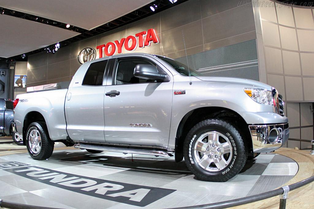 Toyota Tundra    - 2007 North American International Auto Show (NAIAS)