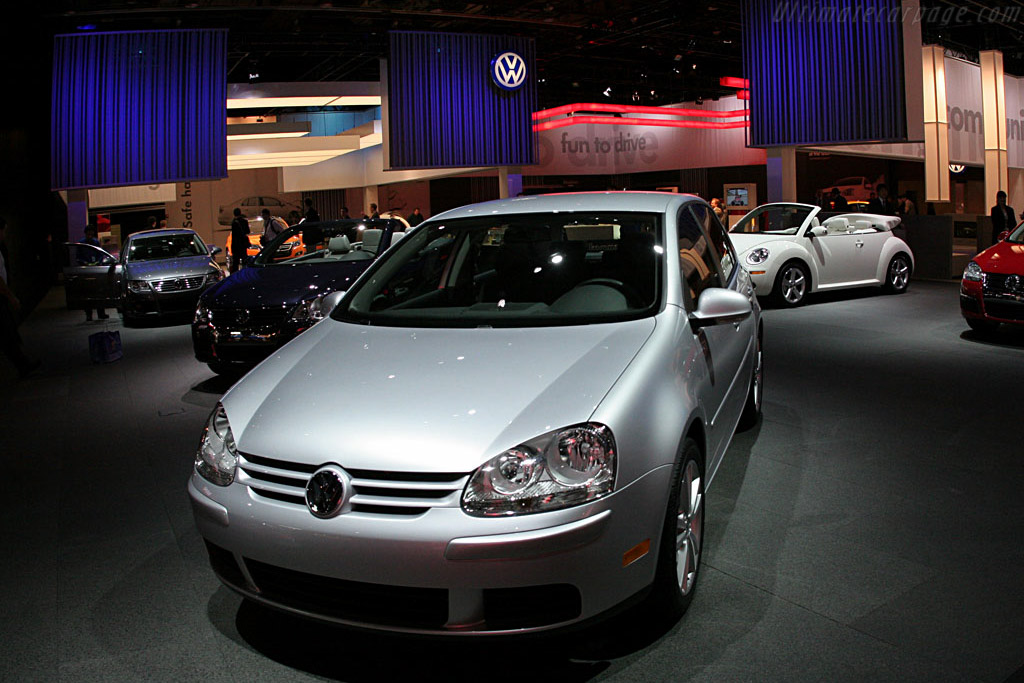 Volkswagen    - 2007 North American International Auto Show (NAIAS)