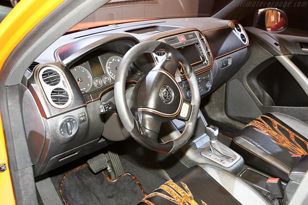 Volkswagen Tiguan Concept    - 2007 North American International Auto Show (NAIAS)