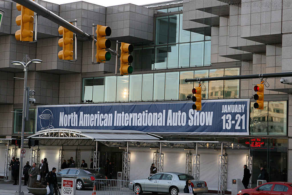 Welcome to Detroit    - 2007 North American International Auto Show (NAIAS)