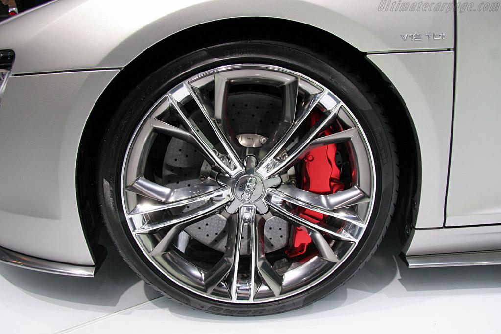 Audi R8 V12 TDI Concept    - 2008 North American International Auto Show (NAIAS)