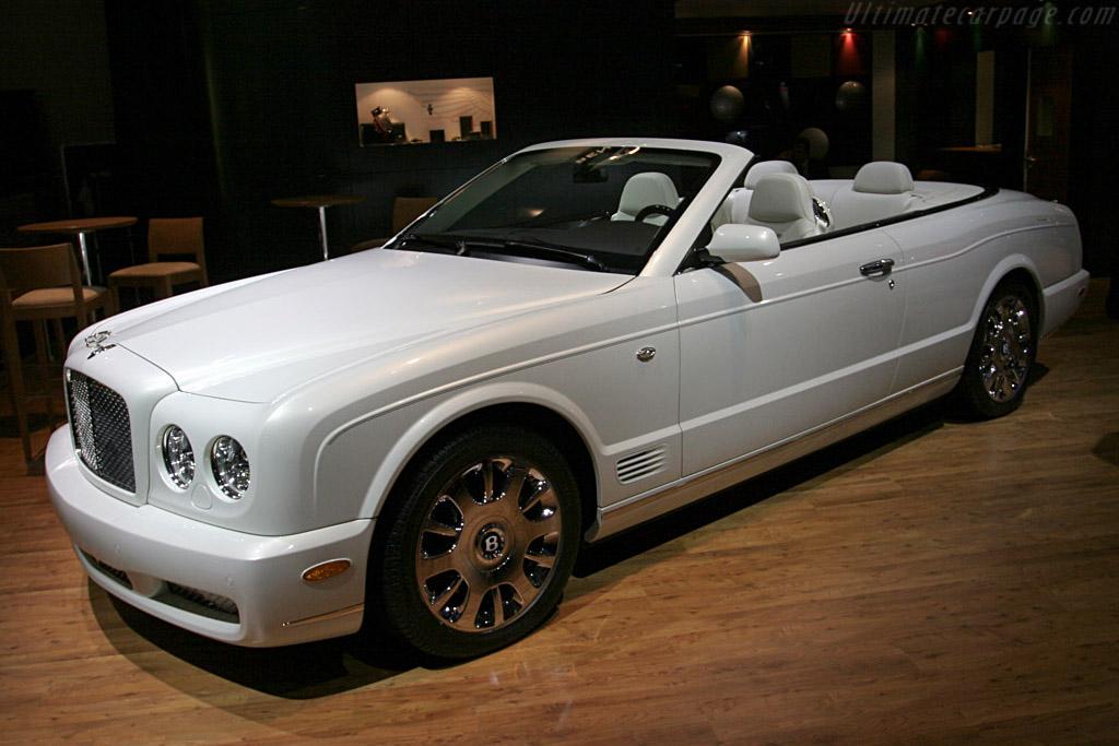 Bentley Azure    - 2008 North American International Auto Show (NAIAS)