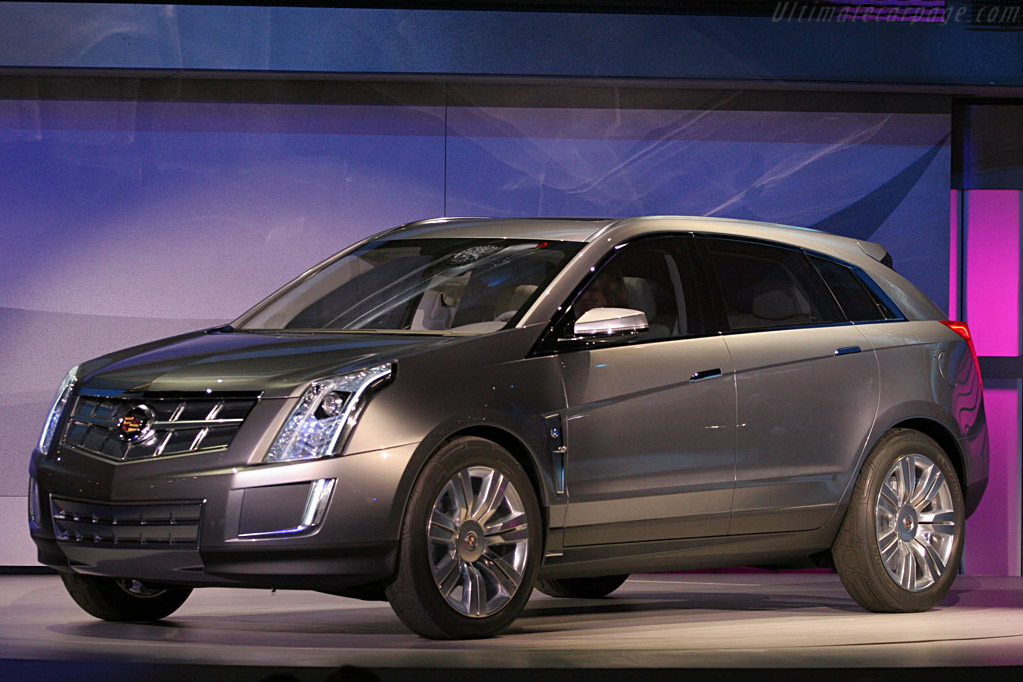 Cadillac Provoq Concept    - 2008 North American International Auto Show (NAIAS)