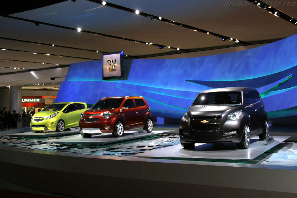 Chevrolet    - 2008 North American International Auto Show (NAIAS)