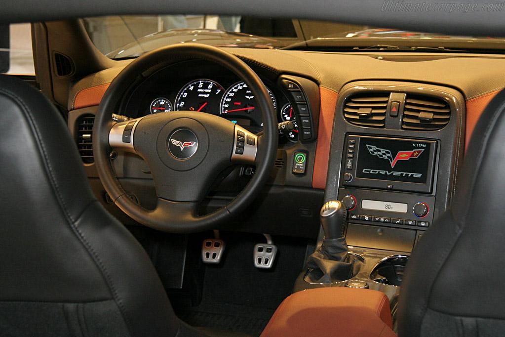Chevrolet Corvette ZR1    - 2008 North American International Auto Show (NAIAS)