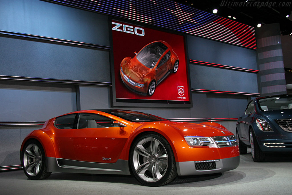 Dodge Zeo Concept    - 2008 North American International Auto Show (NAIAS)