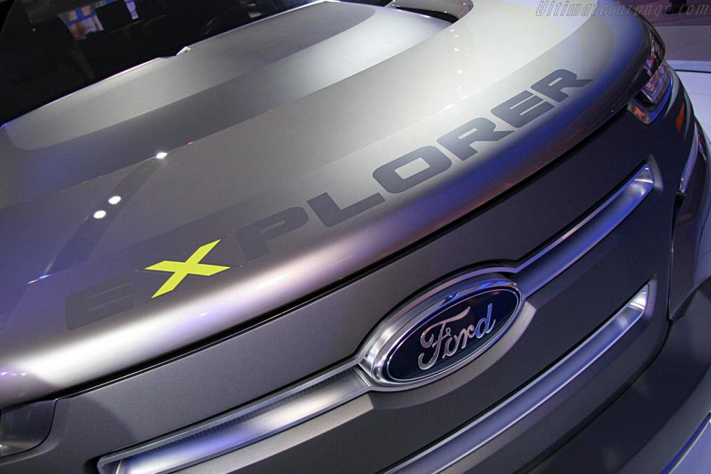 Ford Explorer America Concept 2008 North American