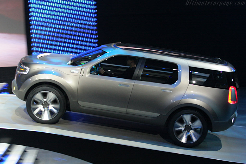 Ford Explorer America Concept - 2008 North American International Auto ...