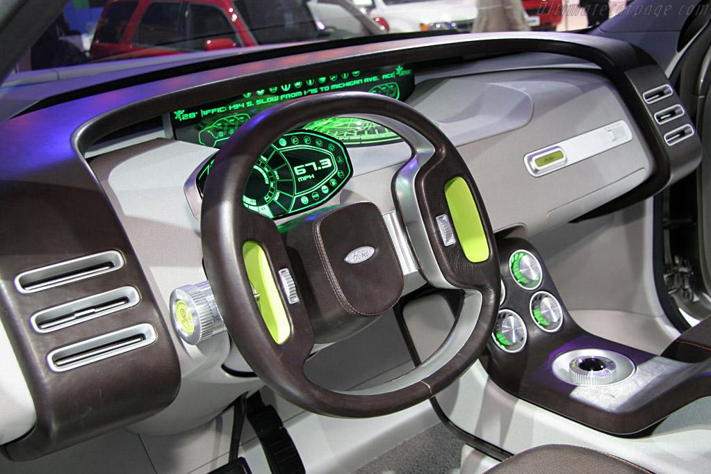 Ford Explorer America Concept    - 2008 North American International Auto Show (NAIAS)