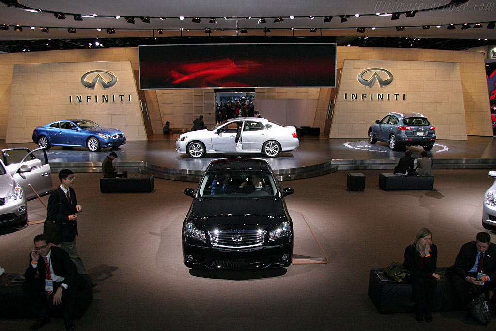 Infiniti Infiniti    - 2008 North American International Auto Show (NAIAS)