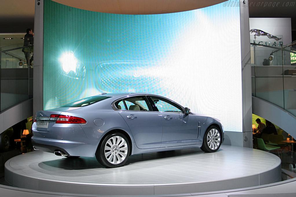 Jaguar XF    - 2008 North American International Auto Show (NAIAS)