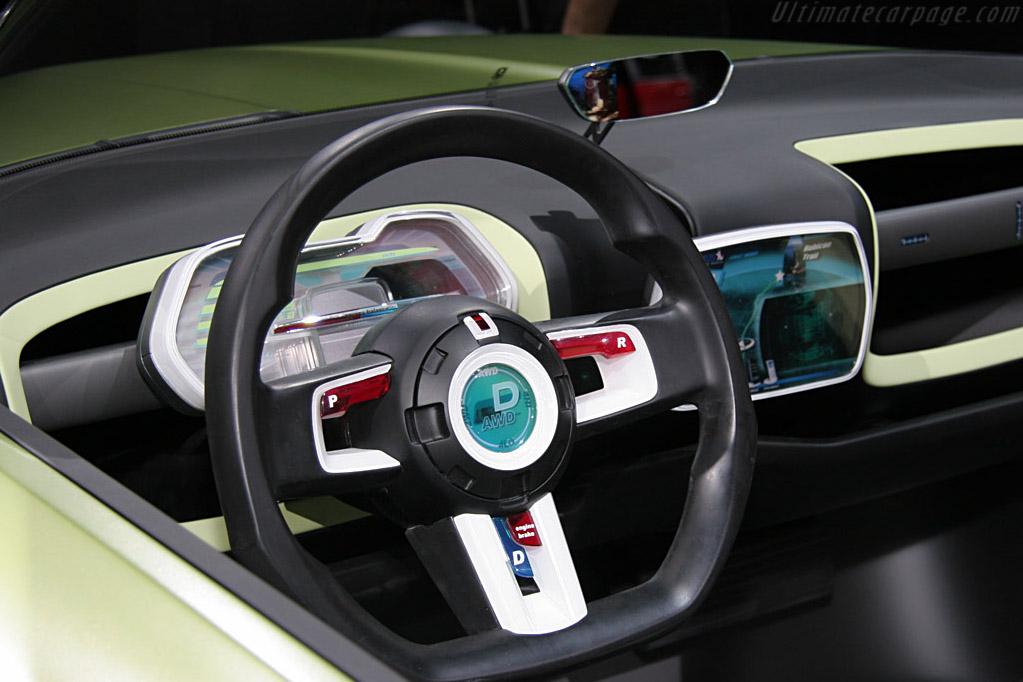 Jeep Renegade Concept    - 2008 North American International Auto Show (NAIAS)
