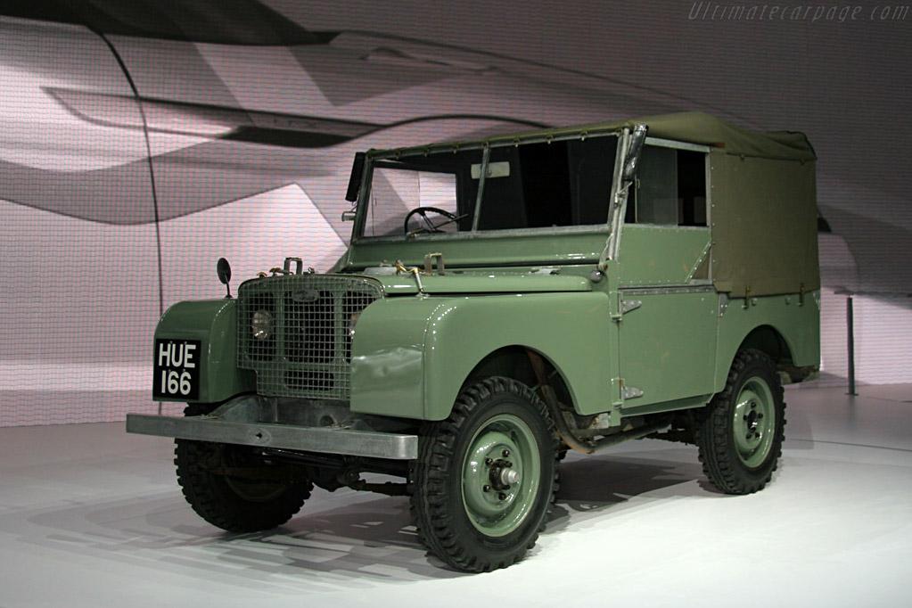 Land Rover    - 2008 North American International Auto Show (NAIAS)