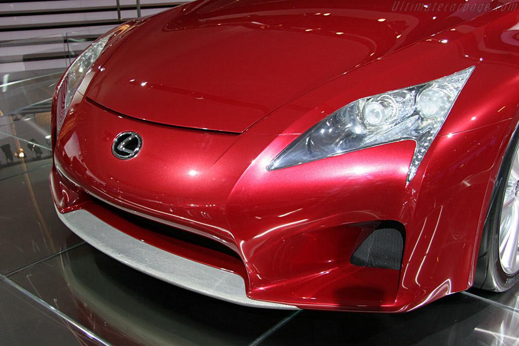 Lexus LF-A Roadster    - 2008 North American International Auto Show (NAIAS)