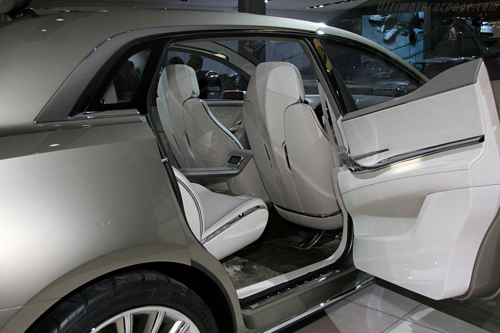 Lincoln MKT Concept    - 2008 North American International Auto Show (NAIAS)