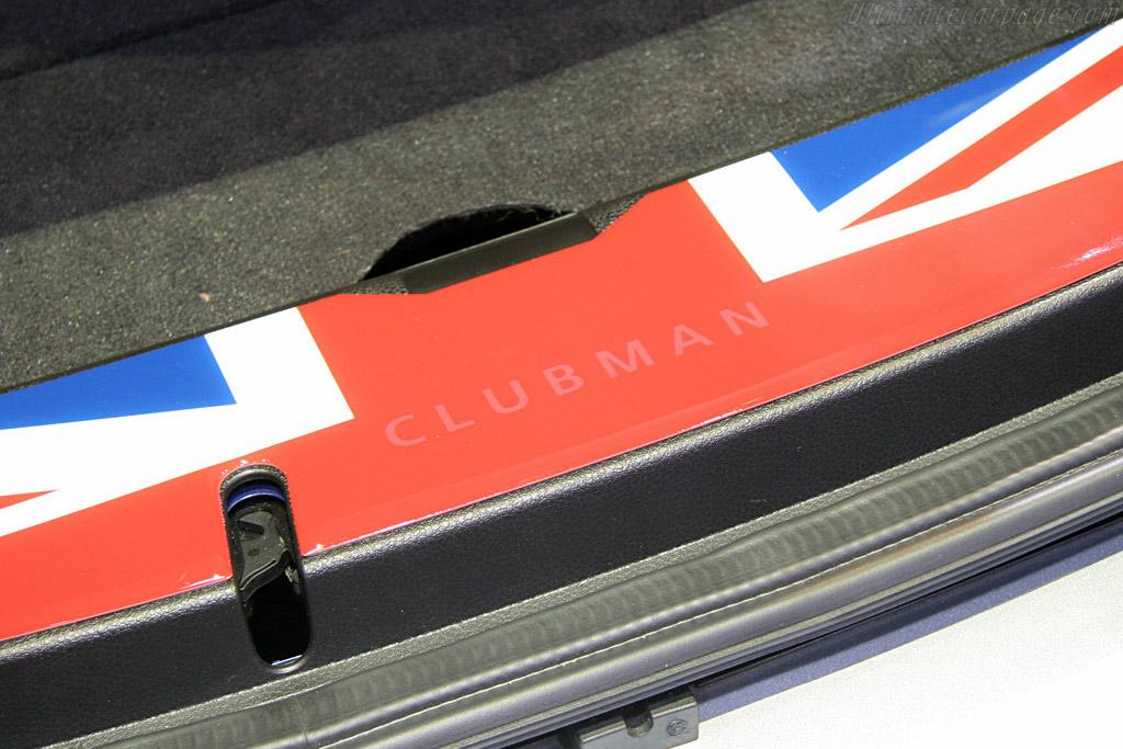 MINI Clubman    - 2008 North American International Auto Show (NAIAS)