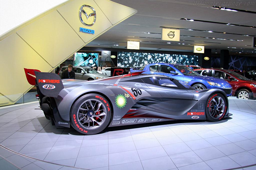 Mazda Furai Concept    - 2008 North American International Auto Show (NAIAS)