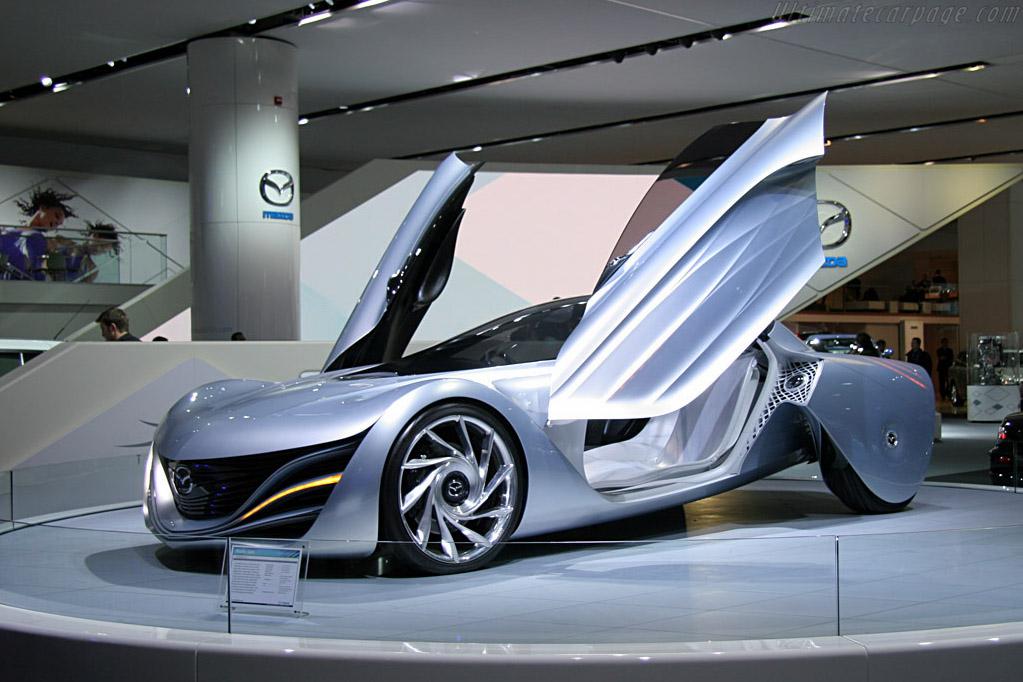 Mazda Taiki Concept    - 2008 North American International Auto Show (NAIAS)