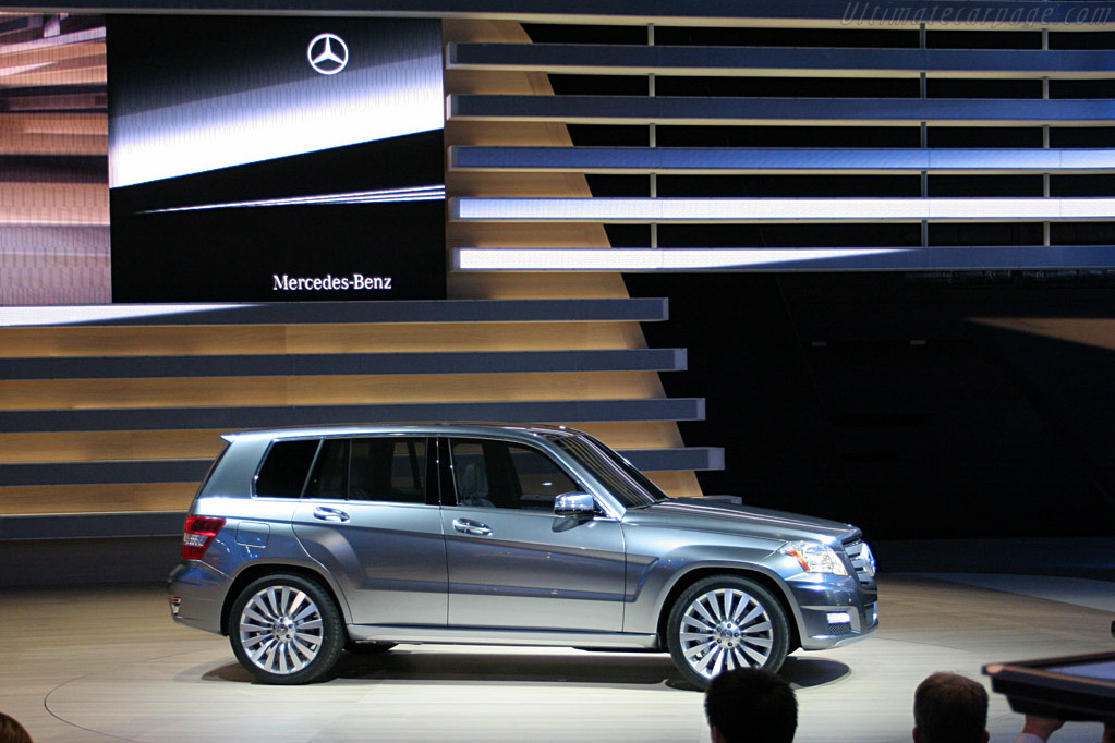 Mercedes-Benz Vision GLK    - 2008 North American International Auto Show (NAIAS)