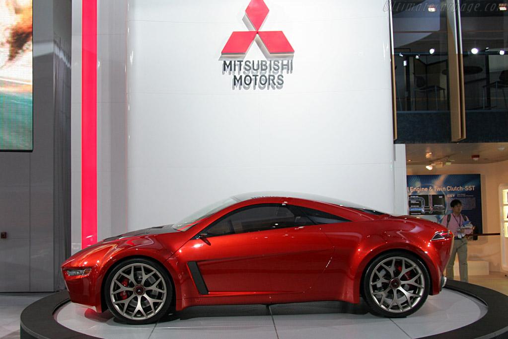 Mitsubishi Concept-RA    - 2008 North American International Auto Show (NAIAS)