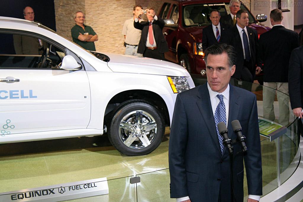 Mitt Romney    - 2008 North American International Auto Show (NAIAS)