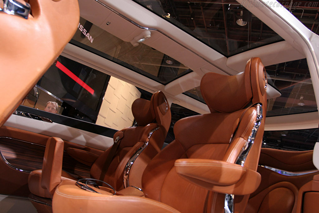 Nissan Forum Concept    - 2008 North American International Auto Show (NAIAS)