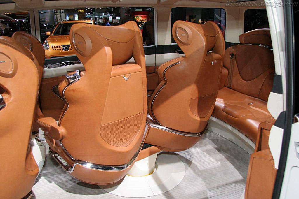 Nissan Forum Concept    - 2008 North American International Auto Show (NAIAS)