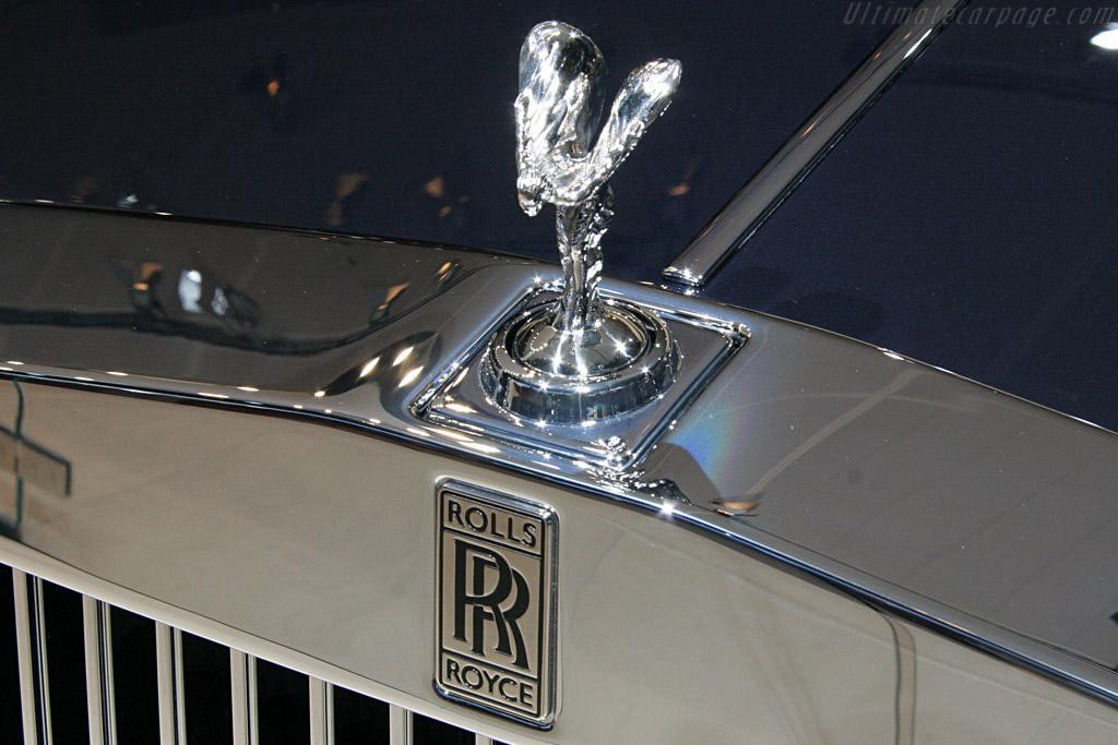 Rolls-Royce Phantom DHC    - 2008 North American International Auto Show (NAIAS)
