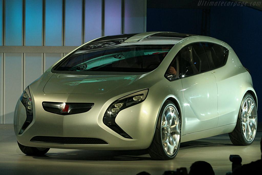 Saturn Flextreme Concept    - 2008 North American International Auto Show (NAIAS)