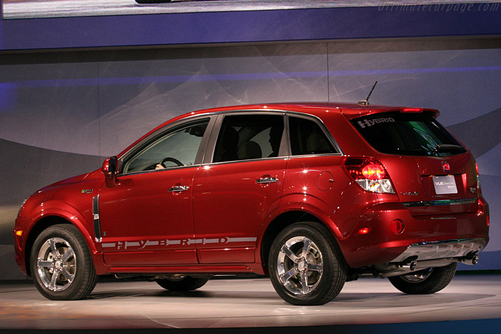 Saturn Vue Green Line 2 Mode Hybrid     - 2008 North American International Auto Show (NAIAS)