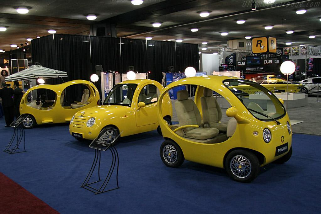 Tang Hua    - 2008 North American International Auto Show (NAIAS)