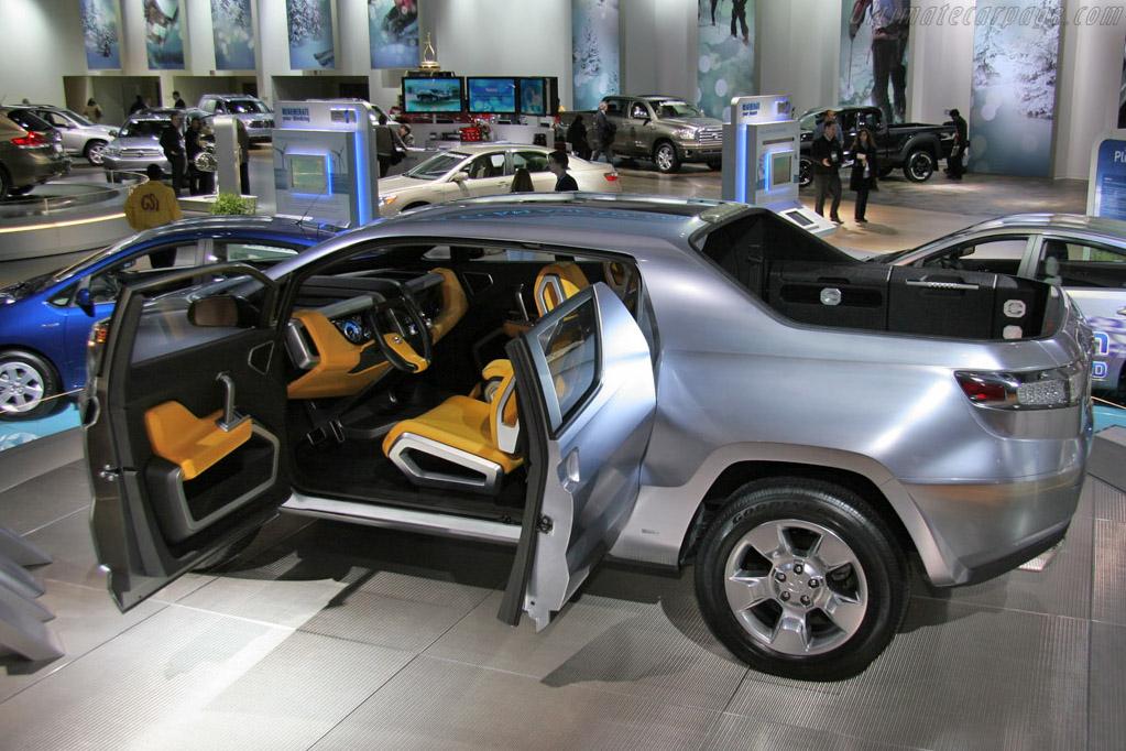 Toyota A-Bat Concept    - 2008 North American International Auto Show (NAIAS)